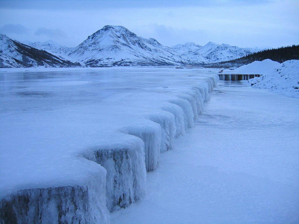 Coldest Places