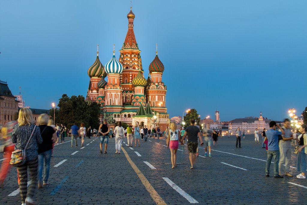 American Passport Fails Russia