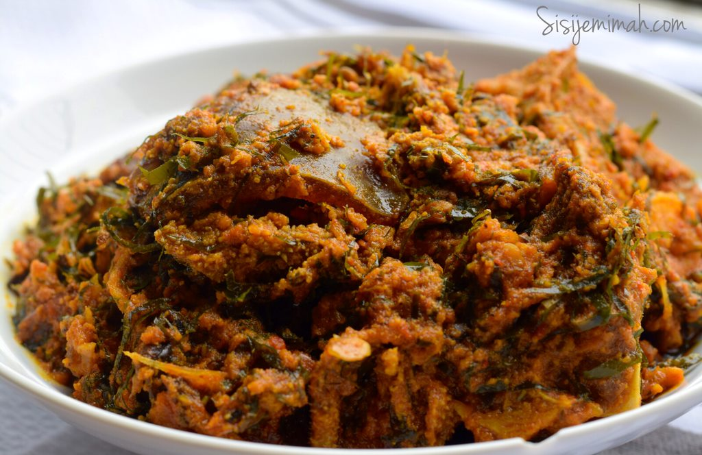 NIGERIAN DISHES YOU MUST TRY