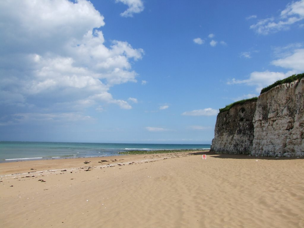 Uk Staycation: 5 sandy beaches to visit in kent this summer