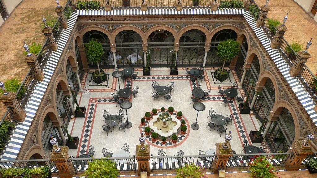 Antiquated Hotels